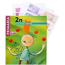 Matemàtiques. 2 Primària. Projecte 3.16 - 9788466115193
