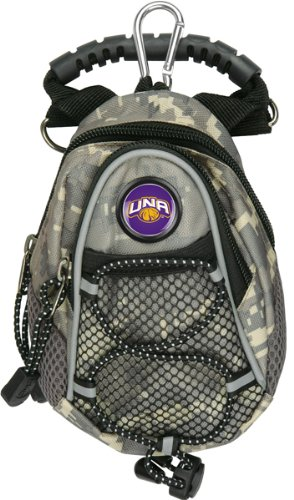 Löwen Camo (LinksWalker NCAA North Alabama Löwen-Mini Day Pack-Camo)