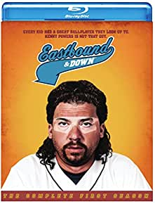 Eastbound & Down: Complete First Season [Blu-ray] [Import anglais]