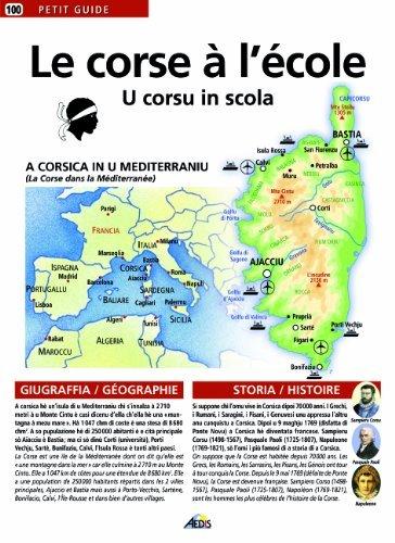 Le corse  l'cole primaire : Edition bilingue franais-corse by Marcellu Acquaviva (2006-04-01)
