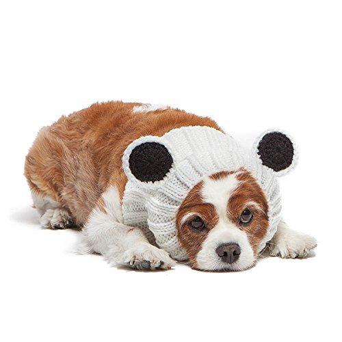(Zoo Kapuzenschal das Original Knit Panda Bear Dog Snood,)