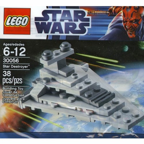 Lego Star Wars 30056 Star Destroyer (Destroyer Lego Star Star)