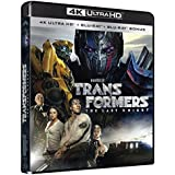 Transformers 5 : the last knight 4k ultra hd