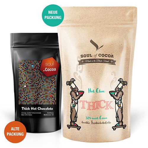 Soul of Cocoa Thick Hot Chocolate 250 g