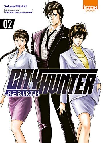 City Hunter Rebirth Edition simple Tome 2
