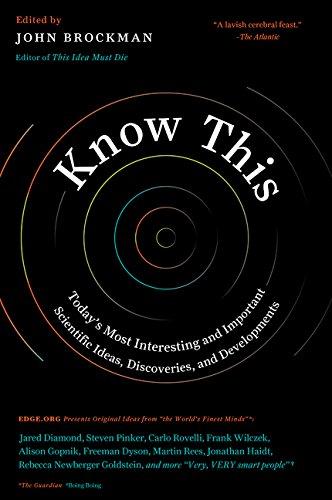 Know This por John Brockman