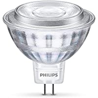 Philips LED Lampe ersetzt 50W, GU5.3, warmweiß (2700 Kelvin), 621 Lumen, Reflektor