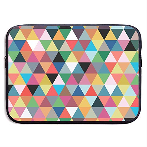 Geometric Triangle Wallpaper Best Laptop Bags for Men and Women Anti-Static Laptop Sleeve Fits 13/15 Inch Laptop, Computer, Tablet,13 inch - 13 Wallpaper