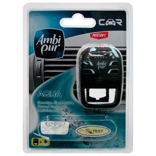 Preisvergleich Produktbild Ambi Pur 1710590 Halter und Nachfülling 'Aqua'