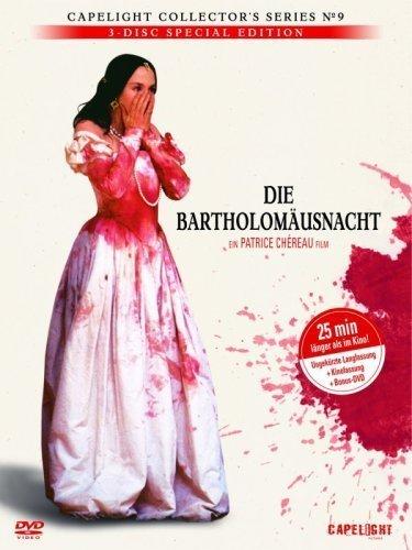 Bild von Die Bartholomäusnacht (Collector's Edition, 3 DVDs) [Special Edition]