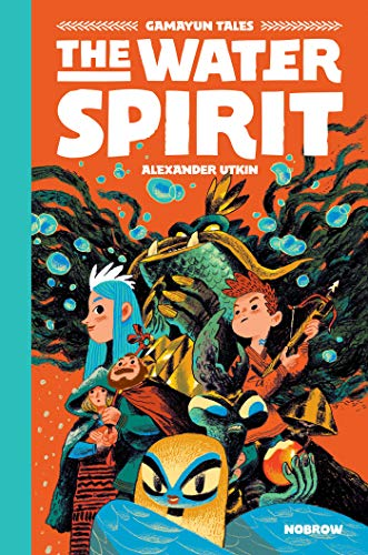 The Water Spirit: Gamayun Tales Vol. 2 (The Gamayun Tales)
