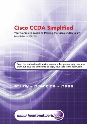 Daniel Gheorghe,Paul Browning\'s Cisco CCDA Simplified PDF - Diseno ...
