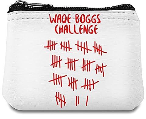 Wade Boggs Challenge Porte-monnaie en néoprène