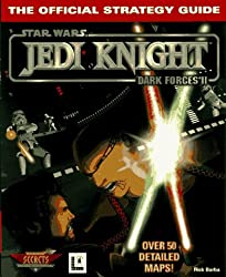 Jedi Knight: Dark Forces II: The Official Strategy Guide by Barba, Rick (1997) Paperback