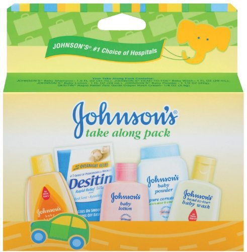 Toys R Us Johnson's Baby Take Along Pack