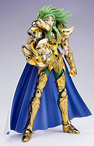 Figura Sion, 18 cm.Los Caballeros del Zodiaco. Myth Cloth EX. Armadura de oro de Aries. Bandai. 2