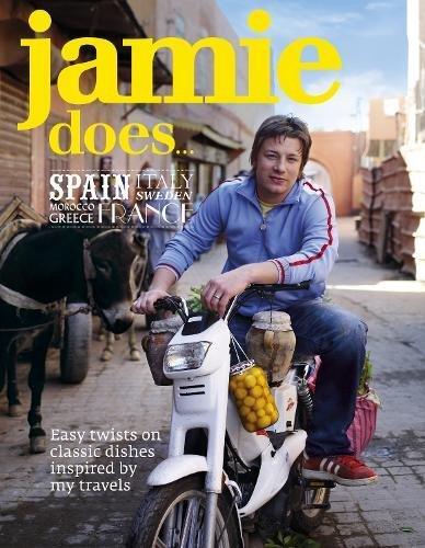 Jamie Does... (Hardcover)