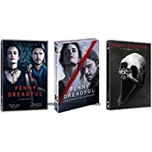 PENNY DREADFUL - Stagioni Complete 01-02-03 (Box 12 DVD) IN ITALIANO