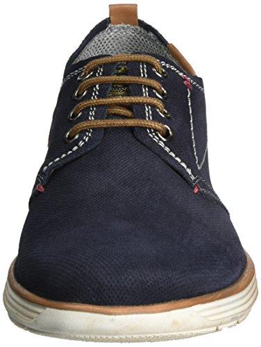 bugatti Herren 331150041400 Derby Blau (dark blue 4100)