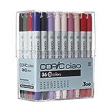 Copic Ciao 36 Piece Marker Set - Set D