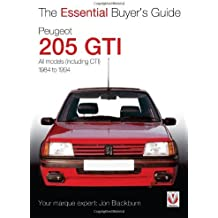 Peugeot 205 GTI (The Essential Buyers Guide) by Jon Blackburn (2011-06