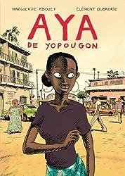 Aya by Marguerite Abouet (2007-08-02)
