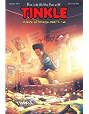 Tinkle Magazine 605