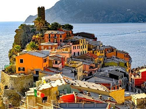 Lais Puzzle Vernazza, Cinque Terre 200 Pieces   Attrayant Et Et Et Durable  cea0ec
