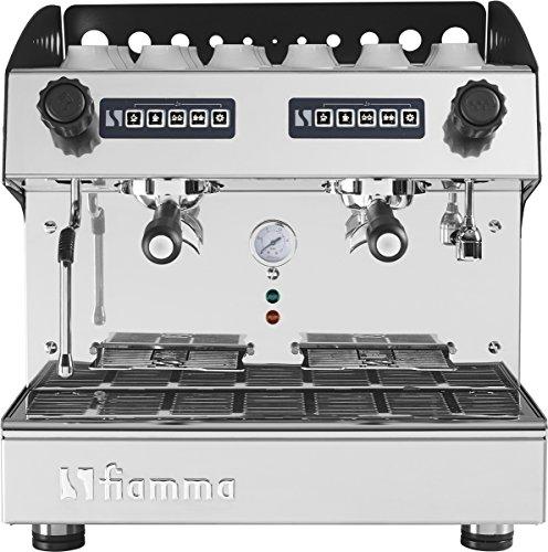 GAM Gastro Kaffeemaschine Caravel II Espressomaschine zweigruppig Siebträger ***NEU***
