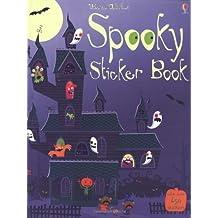 Spooky Sticker Book by Fiona Watt