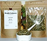 Echte Katzenminze 50g (Nepeta cataria) Kräutertee / Catnip Herb 50g - Health Embassy - 100% Natural