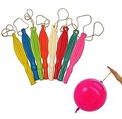 Idea Regalo - Wedding Decor Multicolore 12 Pollici Grande Palloncini da Colpire con Elastiche Gonfiabile Bracciali per Festa Compleanno Bambini per Rimpiere Sacchi Decorazione da - Multicolore, Pack of 20