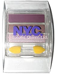 NYC Eyeshadow Trio Palette ~ Pink Mauve / Rose Mauve ~ Pink & Purple Shades New