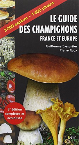 Le Guide des champignons - France et Europe (Ned)