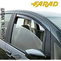 FARAD 1-12.506 SET OF 2 FRONT-DOOR WIND DEFLECTORS