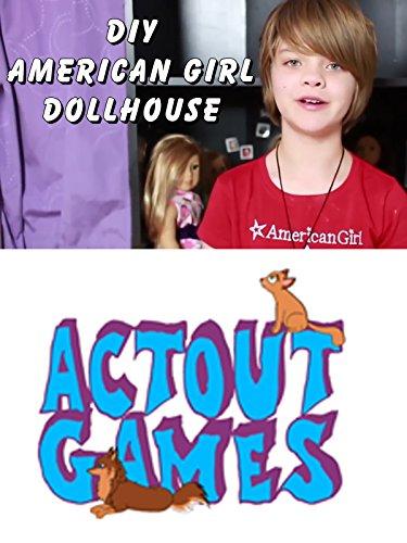 DIY American Girl Dollhouse [OV] (Videos Girl American Doll)