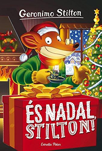 Pobre de mi, quina increïble vigília de Nadal que m'esperava! Vaig recollir cent mil formatgets de xocolata, un camió immens em va passar per damunt de la cua, fins i tot se'm va incendiar la casa. Peró molts rosegadors em van ajudar. Ja se sap, per ...