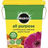 Miracle-Gro Continuous Release All Purpose Plant Food 1 kg Shaker Jar Best Review Guide