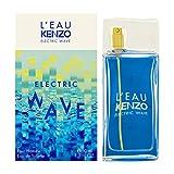 L'Eau par Kenzo Electric Wave Pour Homme Eau de Toilette 50ml Spray
