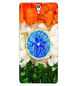 ColourCraft Creative Image Design Back Case Cover for SONY XPERIA C5 ULTRA DUAL