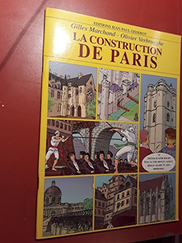 La construction de Paris