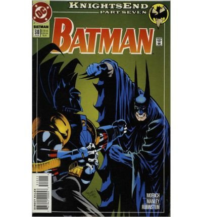 Knightsend (Batman Knightfall #03) Moench, Doug ( Author ) Sep-11-2012 Paperback