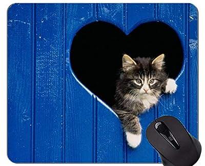 Yanteng Cat Home Office Accesorios de Ordenador Alfombrillas 190425-002 por Yanteng