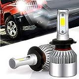 Auto-Scheinwerfer-Lampen-Kit, verbesserte helle...