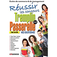 Réussir les concours Tremplin - Passerelle 1 & 2