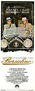 Borsalino Affiche du film Poster Movie Borsalino (14 x 36 In - 36cm x 92cm) Insert Style A