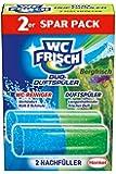 WC Frisch Duo-Duftspüler-Stein Bergfrisch Nachfüller, 5er Pack (5 x 2 Stück)