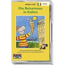 Die Reisemaus 08 in Italien. Cassette