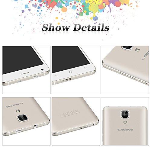 Landvo XM200 Pro Smartphone - 4G LTE Android 6.0 (...
