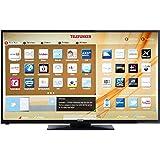 Telefunken LED-TV 127 cm 50 Zoll A50F446A EEK A+ DVB-T2, DVB-C, DVB-S, Full HD, Smart TV, WLAN, CI+